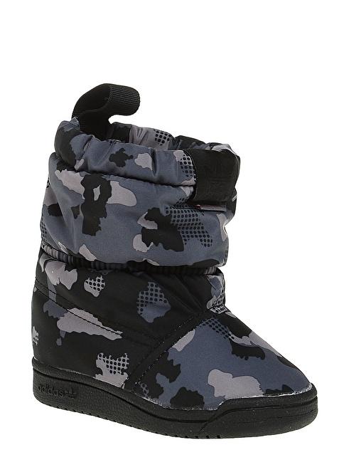 adidas Slıp On Boot I Siyah